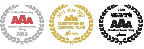 Moneo Ltd. - certificates